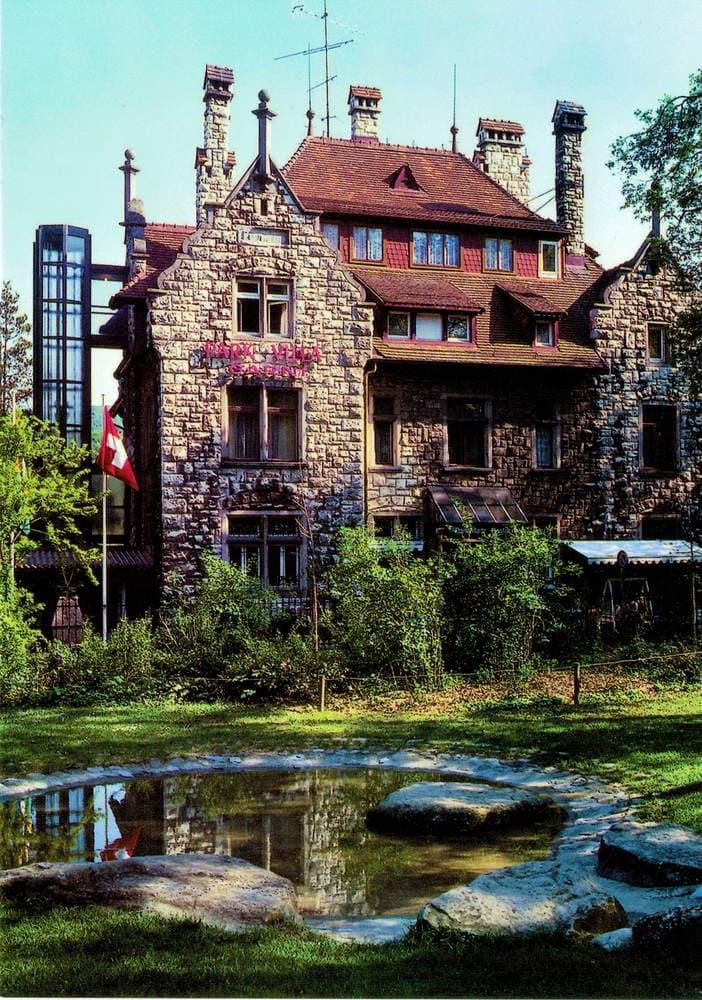 Hotel Park Villa Schaffhausen Historisches Und Romantisches Burgerhaus